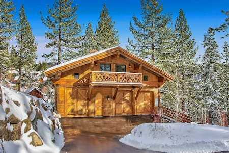 Posh 2 bdr Squaw Valley Chalet - Olympic Valley - House