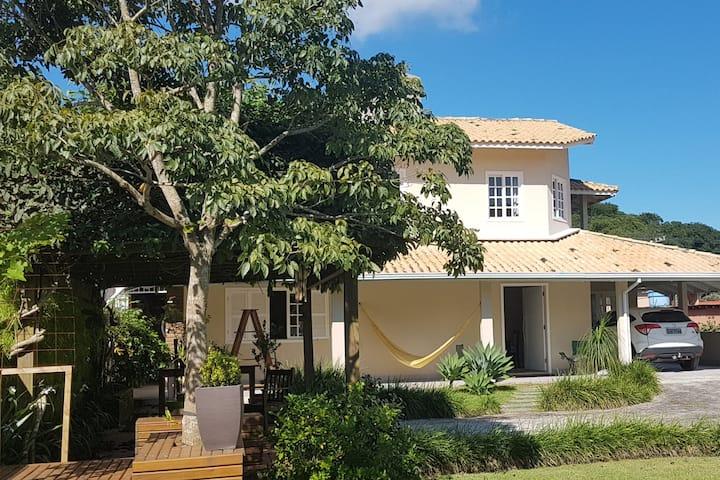 Casa Jardim Jurerê - Ambiente exclusivo