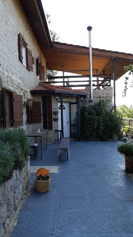 Casi Cielo bed and breakfast