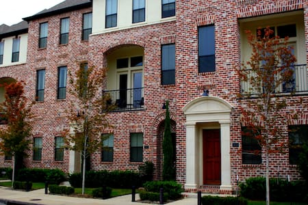 Private Room 2 Downtown Townhouse - Dallas - Talo