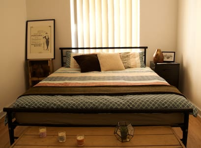 Bedroom in city fringe location - Goodwood - Lejlighed