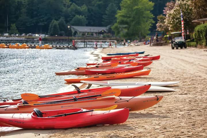 Fairfield Mountains at Lake Lure 1BR
