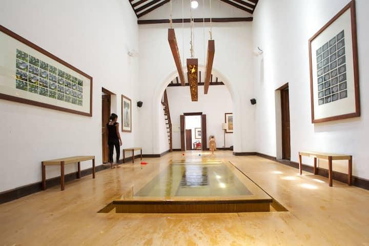 Deluxe Suite at a Heritage Portuguese Villa