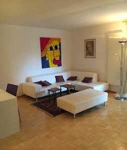2 Zi Wohnung 70 qm g.U. Ruhig Sonne - Karlsruhe - Condomínio