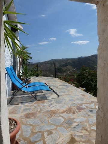 Discover Andalucia - Breathtaking panoramic views - Benamargosa - Casa