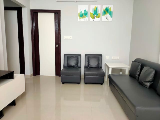 Entire place for up to 4 guests in North Bangalore