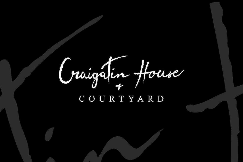 Craigatin House and Courtyard Pitlochry