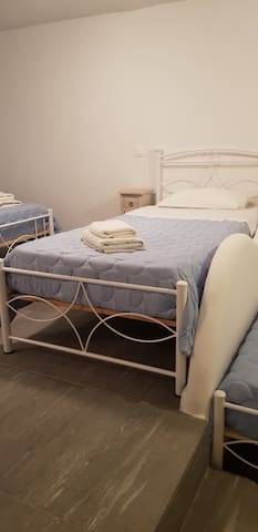 Vivi's Myconian Room