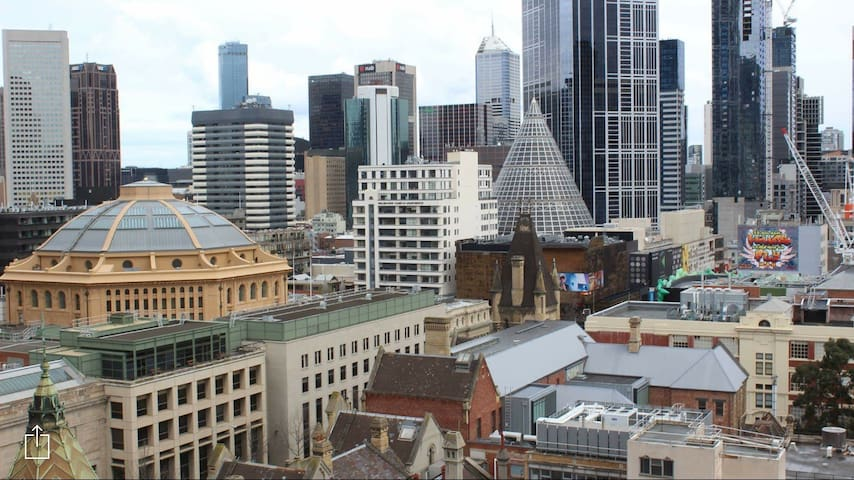 Concept Blue Russell St, Pool/Gym/Great Views! - Melbourne - Apartment