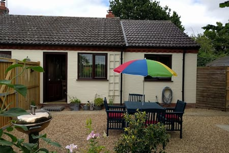 Ilketshall St. Margaret self-catering holiday home
