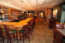 Our Full Bar Features Liquor, Fine Wine & Local Microbrews