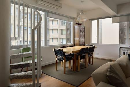 Luxury Penthouse, Quiet & Central