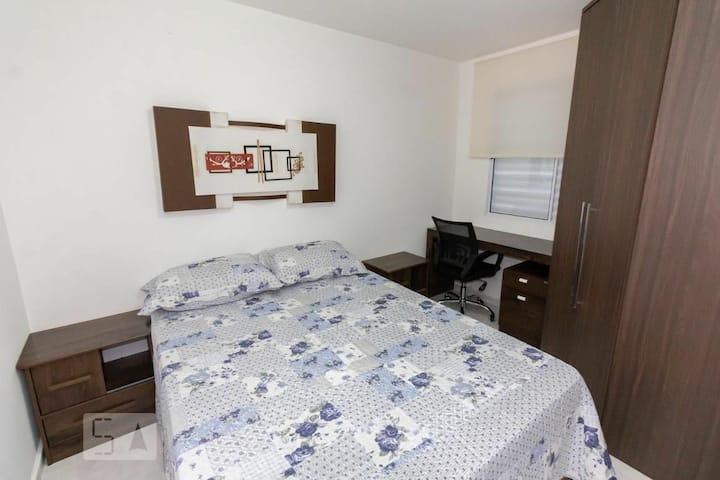 Apto Completo — Metrô Barra Funda — 1 dormitório.