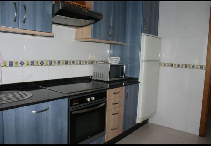 Alquiler piso en Rianxo,ven a disfrutar de playa - Rianxiño - Apartamento