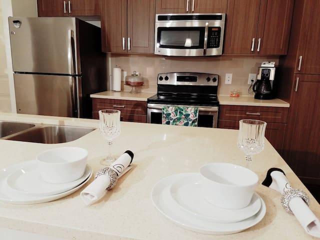 Inviting Kitchen