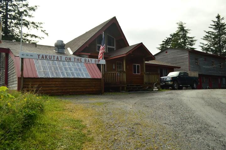 Yakutat Bay Bed and Breakfast MOOSE TRACKS