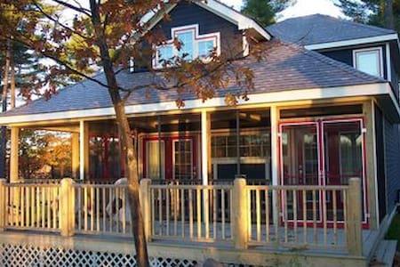 Fabulous Waterfront Sparrow Lake Cottage