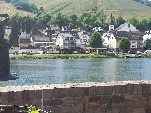 """Ferienwohnung """"Riesling"""" in Zell/Mosel"""