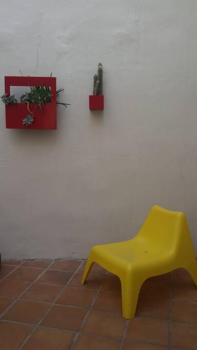 Patio/terrasse