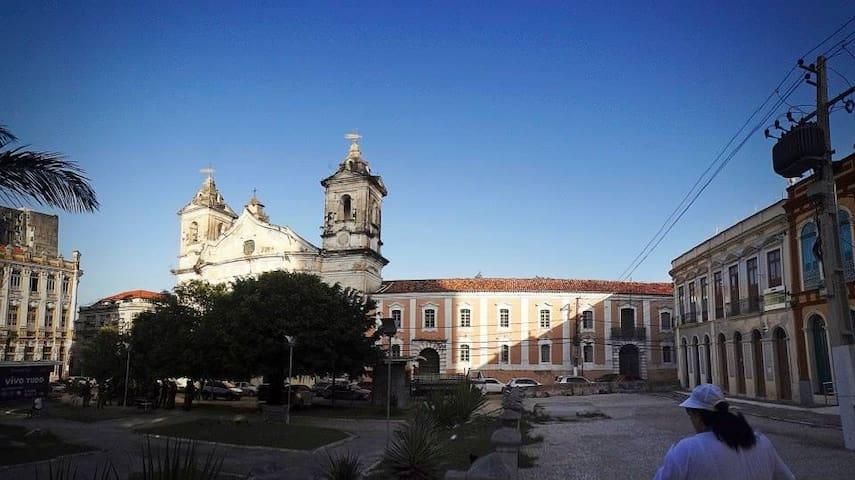 Apto no Centro Histórico  de Belém - Belém - Apartamento