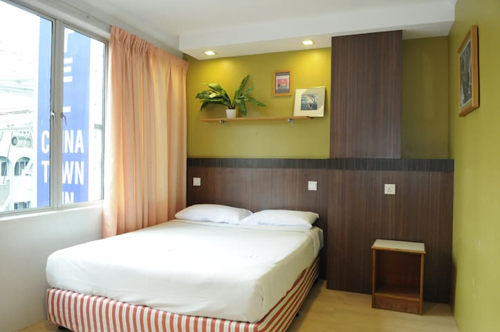 Leisure Hotel with comfort room(2) in Kuala Lumpur