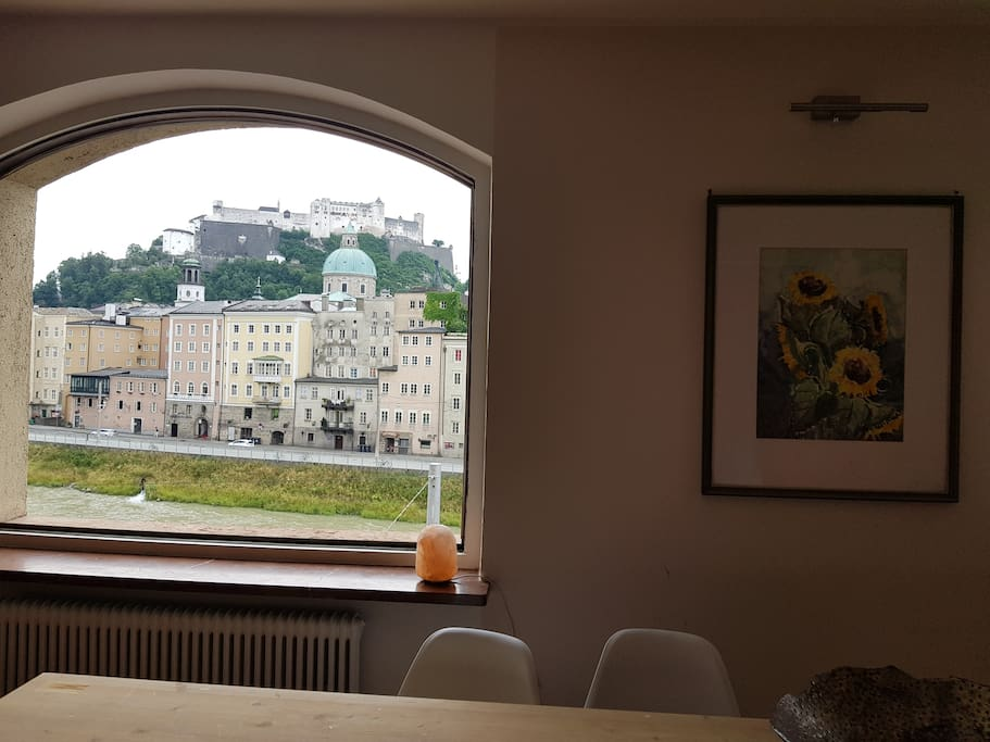 And one thing we discovered…Salzburg sure is pretty.