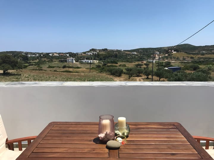 Livadi Center mountain view apartment on Kythira