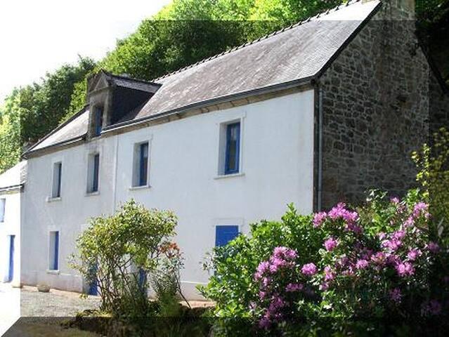 Location gite Bretagne Morbihan, Vallée du Blavet