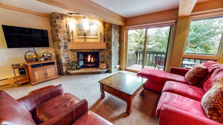 NEW LISTING! Ski-in/Ski-Out ~ Interlude