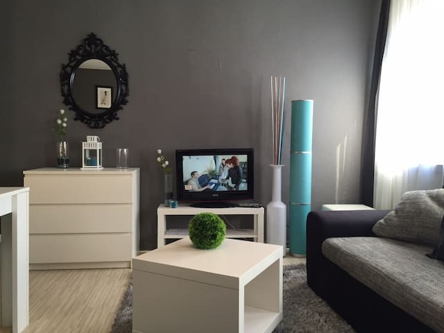 Absolut Zentral und Modern - Francfort-sur-le-Main - Appartement en résidence