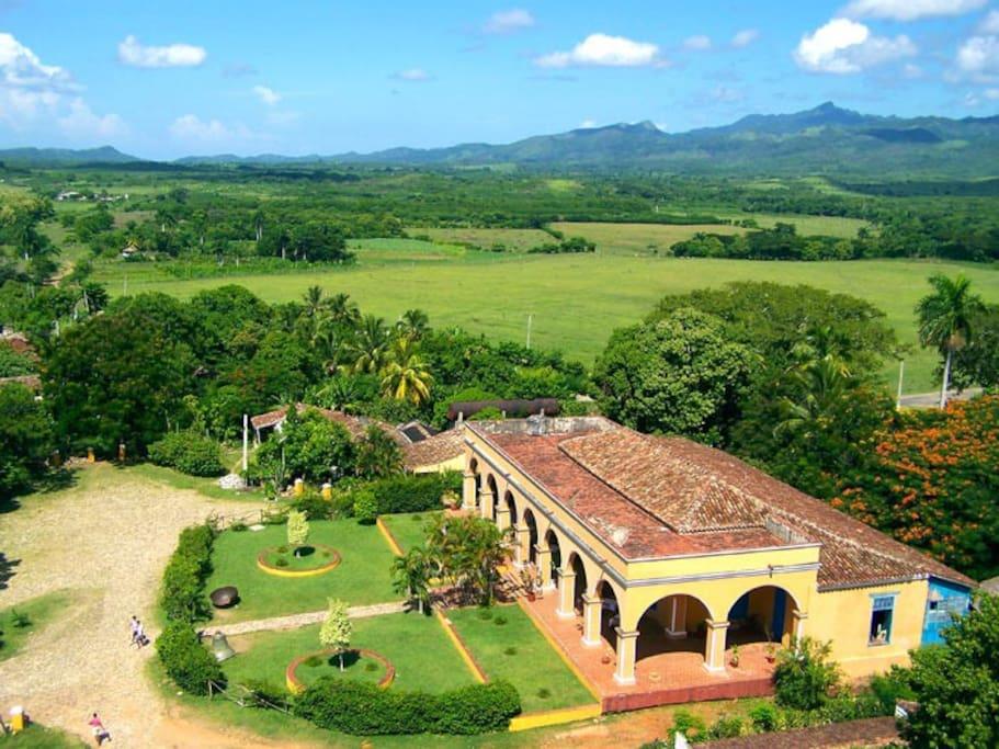 El Valle de los ingenios Trinidad