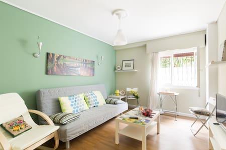 GARDEN MODERN SUNNY FLAT 60 m2 - Athina - Wohnung
