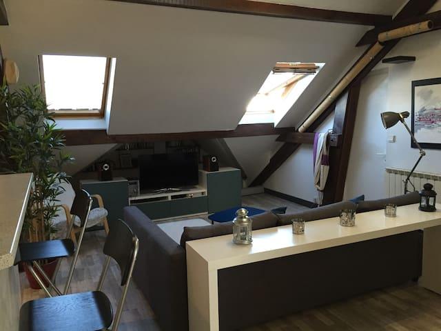 Appartement moderne et calme proche centre ville - Metz - Flat
