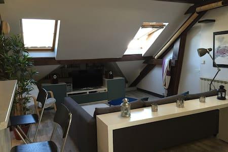 Appartement moderne et calme proche centre ville - Metz - 公寓