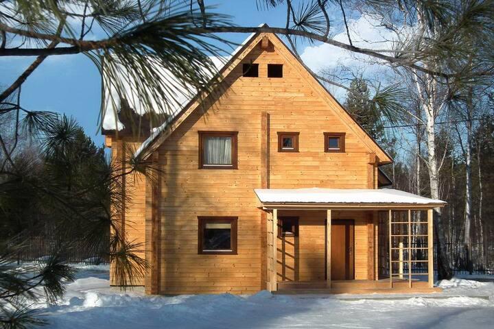 Уютные дома Ski-Let Hotel
