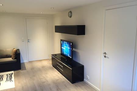 Ny leilighet 12 min fra Dyreparken - Lillesand - Apartamento
