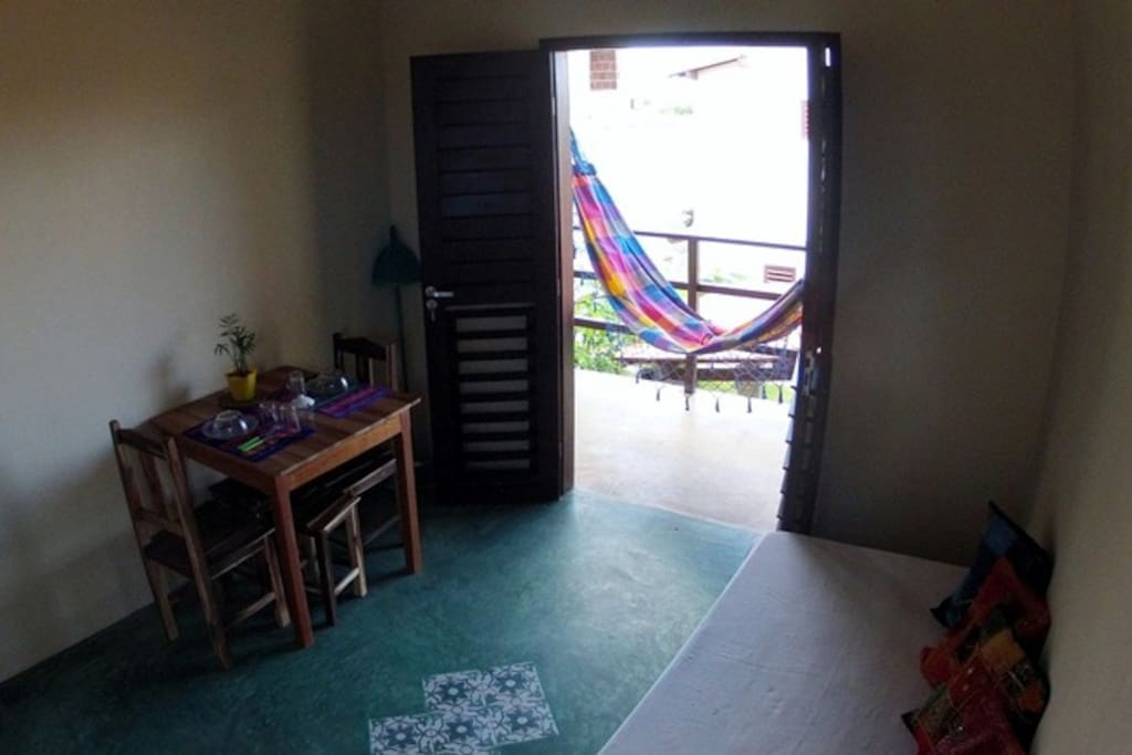 Sala/Cozinha Compacta