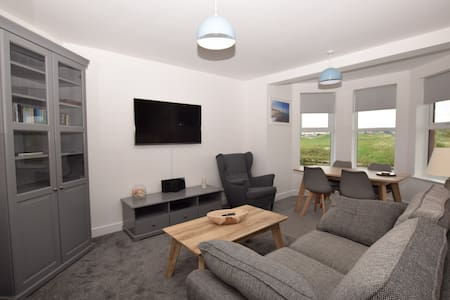 Modern and spacious town centre two bed apartment