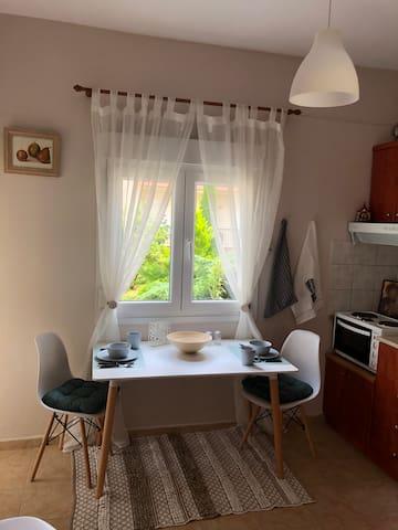 Beautiful cosy studio in the center of Litochoro!!