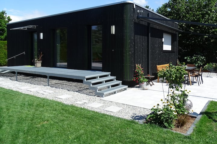 Haus im Garten - Designhaus, zentral für Berg&Tal