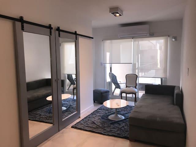 Apartamento  vistas a Palermo con cochera opcional