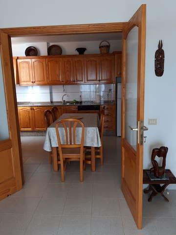 Apartamento a pie de mar Puertito de Güimar