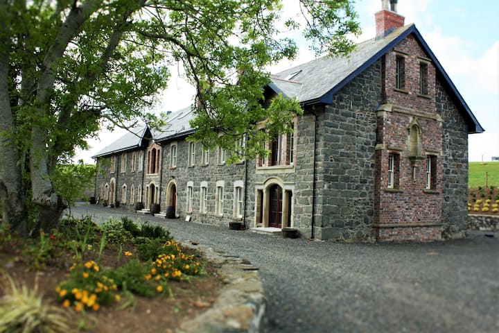 The Old Flax Mill unique heritage stay