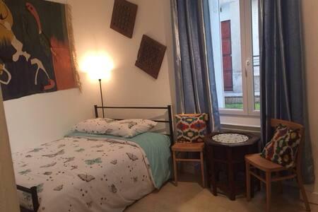 Belle studio in center of Paris - Paris - Appartement