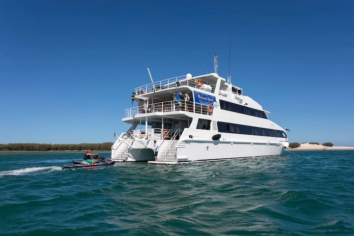 Mermaid Spirit - The ultimate yachting experience.