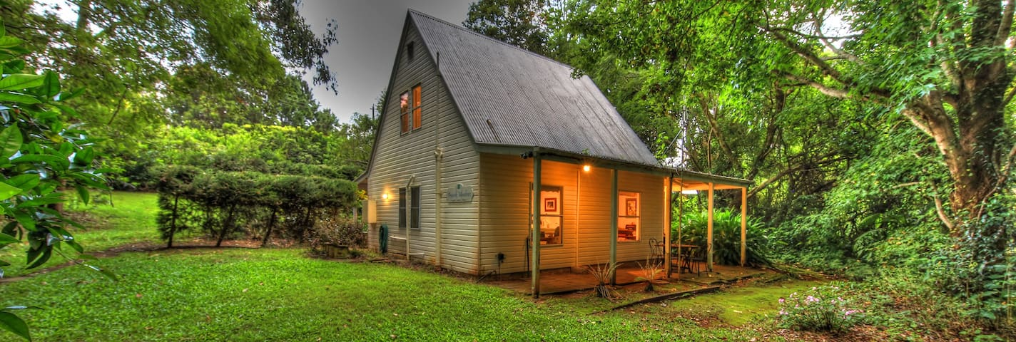 Peacock Meadows Country Self Contained Cottage - Balmoral Ridge - Casa