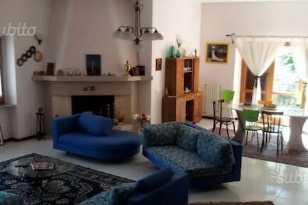 Double room in the countryside - Vinchiaturo - Apartment - 1