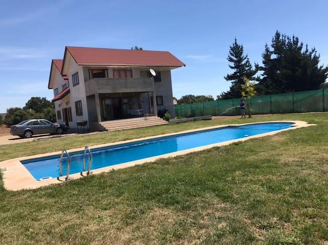 Casa De Campo Quinta Region (Parcela)