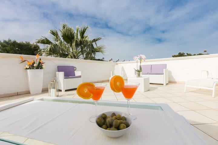 Villa Mediterranea Ostuni beaches - Specchiolla - Apartment