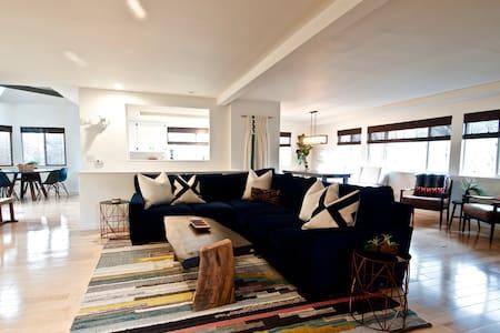 The Fox Den Estate, 4BD/3BA. Sleeps 12 - Lake Arrowhead - Σπίτι